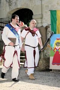 Fête Médiévale 2015 Archers (45)