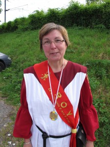 Championne de l'Oise Beursault 2015